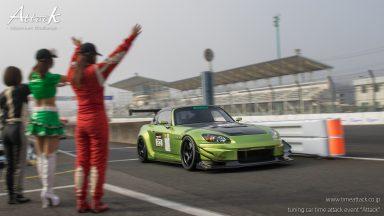 ARVOU☆TIT 黄緑S2000 / ヨシタカ
